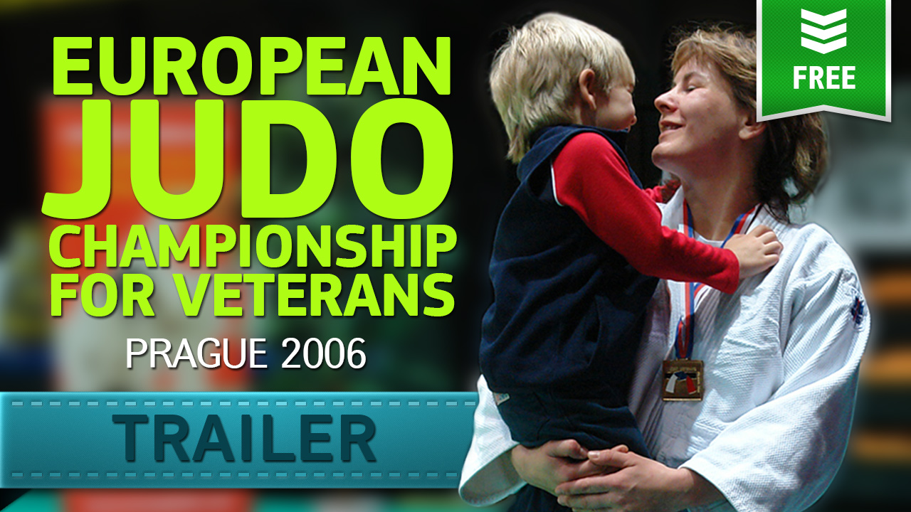 (Trailer) 2006 Judo EC Veterans | Prague