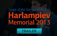 (Trailer) Sambo Harlampiev Memorial 2013