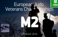(M2) 2014 EC Judo Veterans | Prague