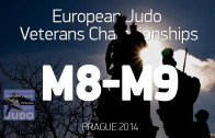 (M8-M9) 2014 EC Judo Veterans | Prague