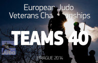 (Teams 40) 2014 EC Judo Veterans | Prague