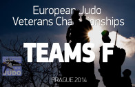 (Teams Females) 2014 EC Judo Veterans | Prague