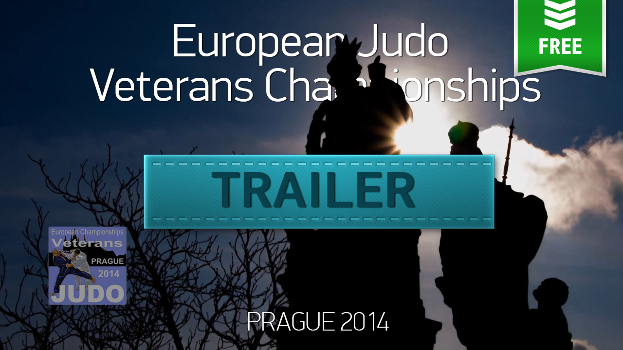 (Trailer) 2014 EC Judo Veterans | Prague