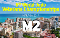 (Trailer) 2014 WC Judo Veterans | Malaga (SPA)