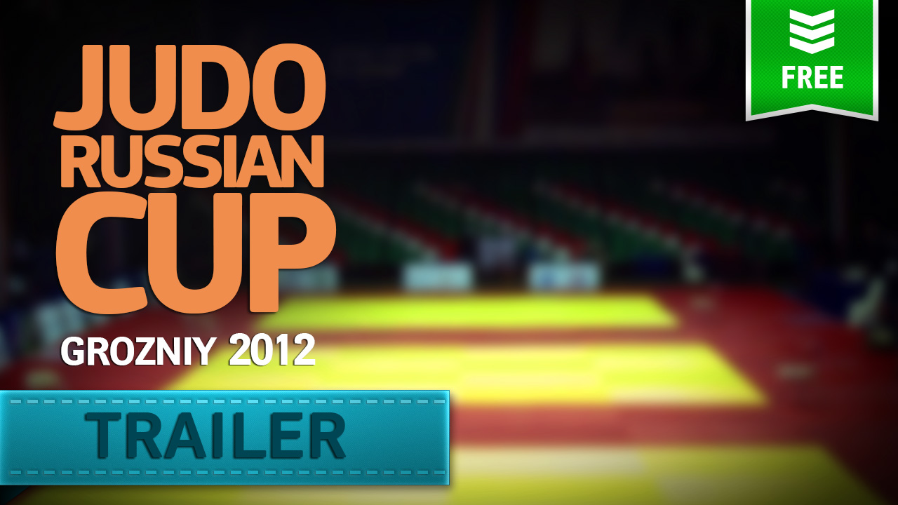 (M81-100+) 2012 Judo Russian Cup | Grozniy (Russia)
