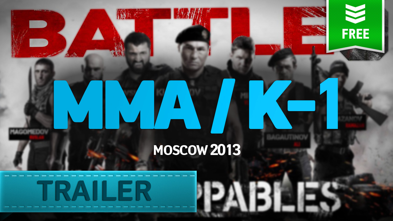 (Trailer) 2013 Battle 9 Moscow