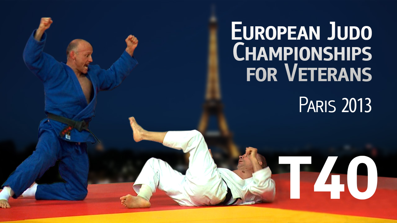 (Teams 40) 2013 EC Judo Veterans | Paris